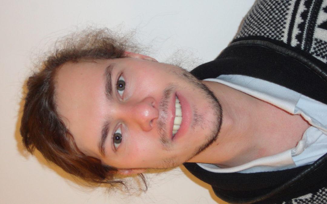 Noé Viel, professeur de guitare
